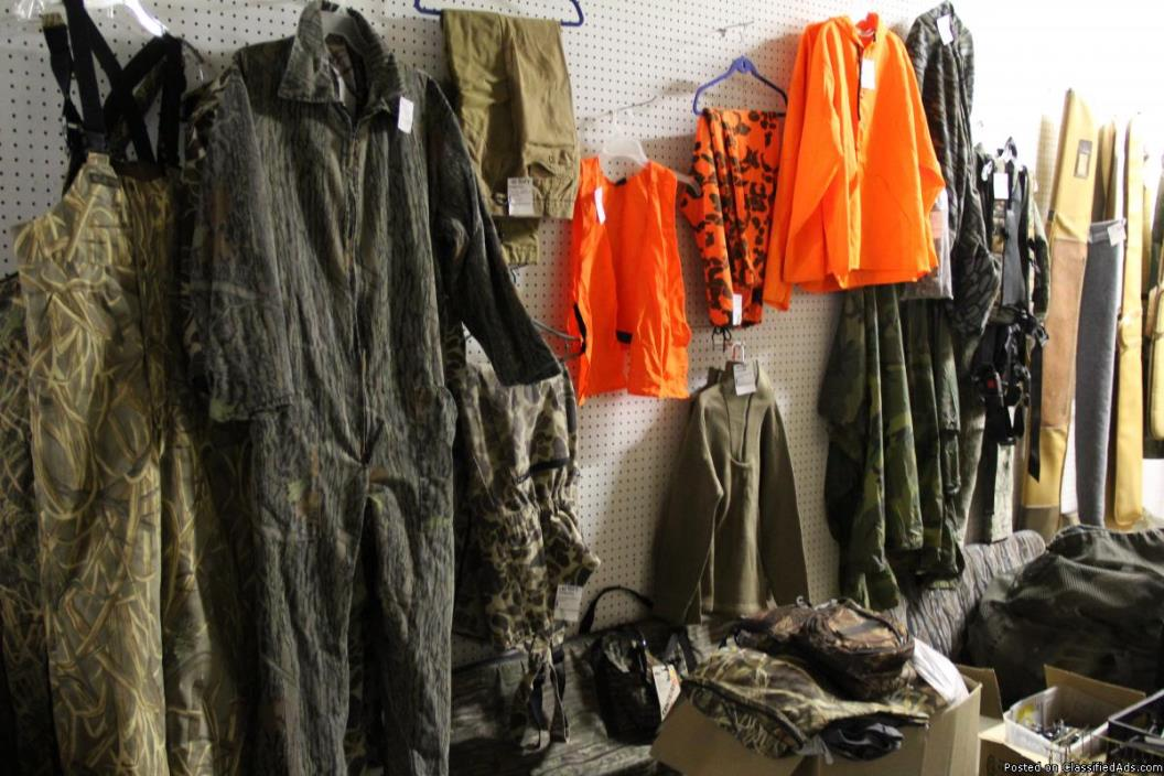 Sporting Goods Consignment Items Wanted