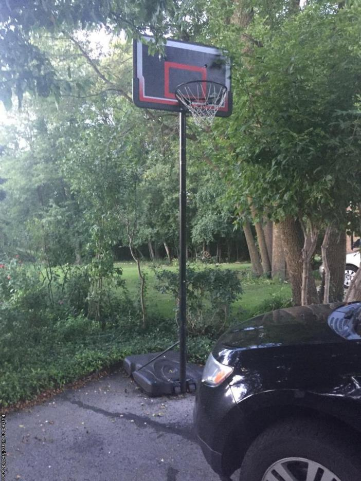 Basketball Hoop!