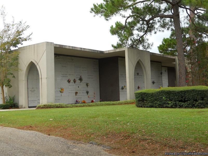 Pine Crest Cemetery Mausoleum True Companion Crypt