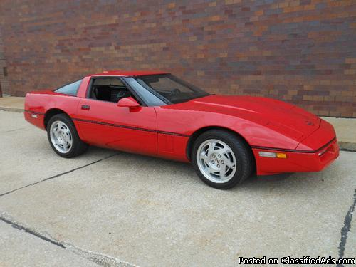 1990 Chevy Corvette Coupe