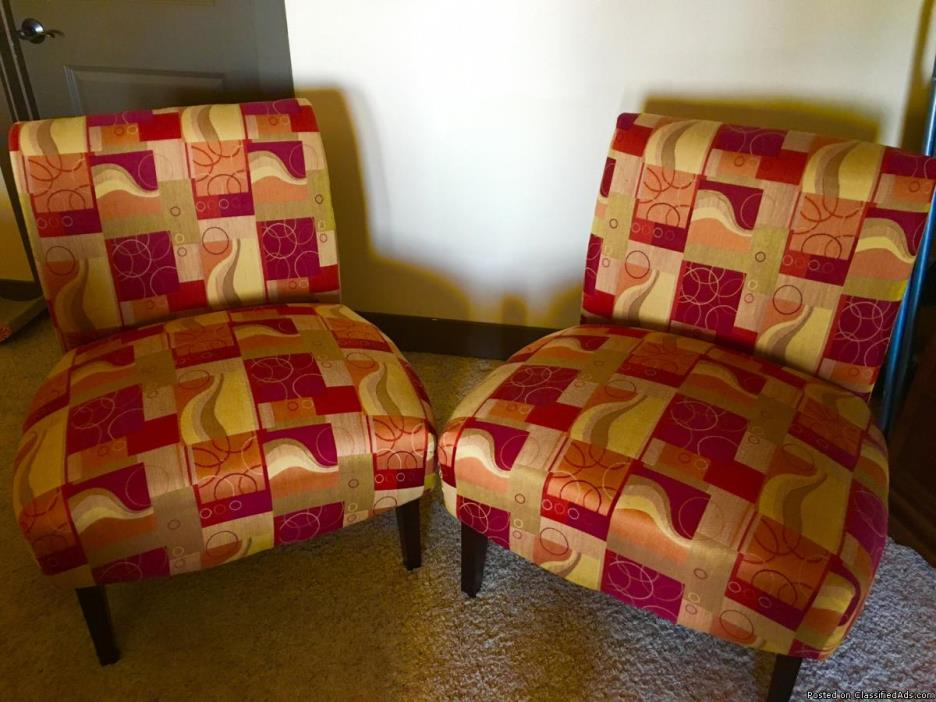 DECORATIVE CHAIRS-IDENTICAL