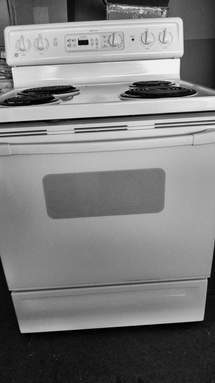 Ge Spectra Stove - For Sale Classifieds