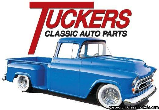 CLASSIC CHEVY & GMC TRUCK PARTS FOR SALE-FORD MUSTANG PARTS TOO!