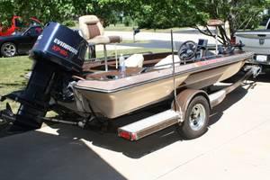 MY Skeeter bass boat for HVAC equipment (racine)