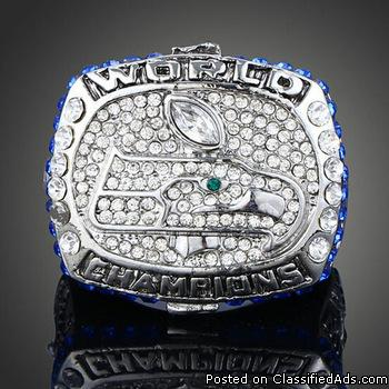 Seattle Seahawks Replica Super Bowl Ring