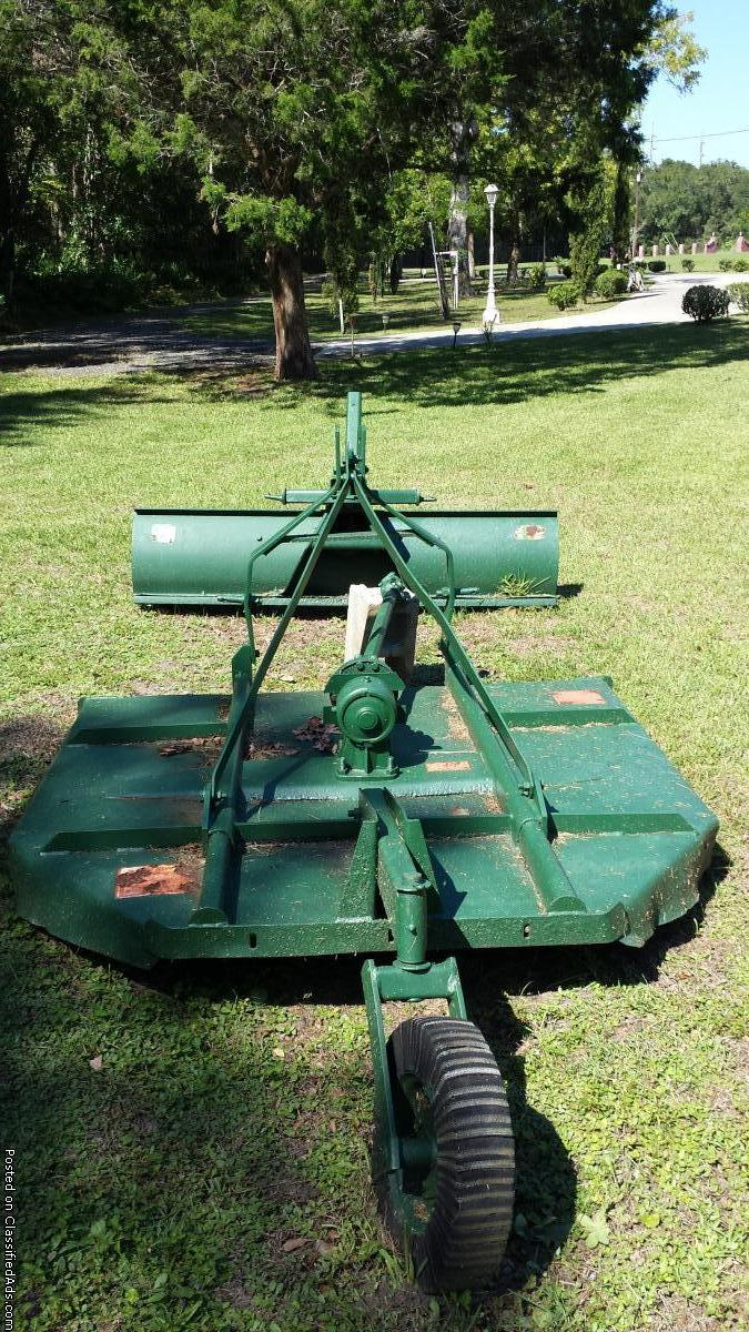 BUSH HOG MOWER CUTTER (3-PT HITCH)