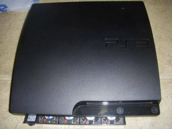 PS3 Console (160 GB) & 4 Games