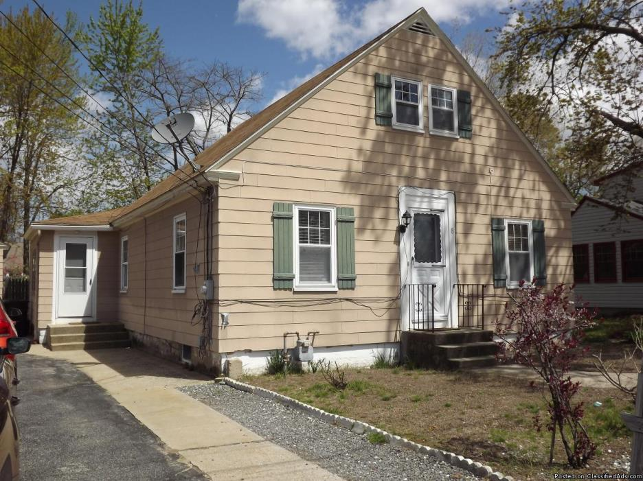 Cute 3 Bedroom, 1 Bath Cape with Room to Grow