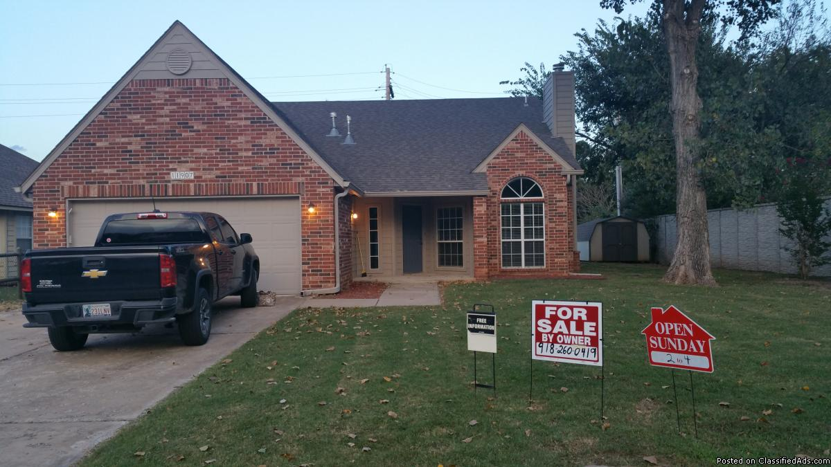New Listing, The Park @ Southwood in Bixby, ok.