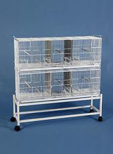 Canary and Finch Cages and Supplies