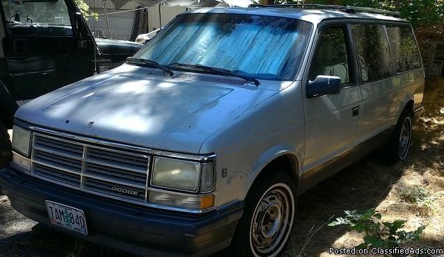 1989 Dodge Caravan