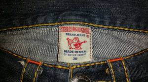 Men's True Religion Jeans (Texarkana)